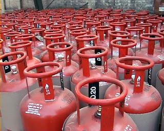 new lpg gas cylinder