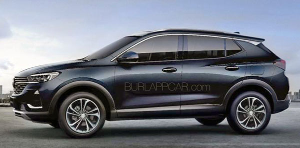 Burlappcar 2020 Buick Encore