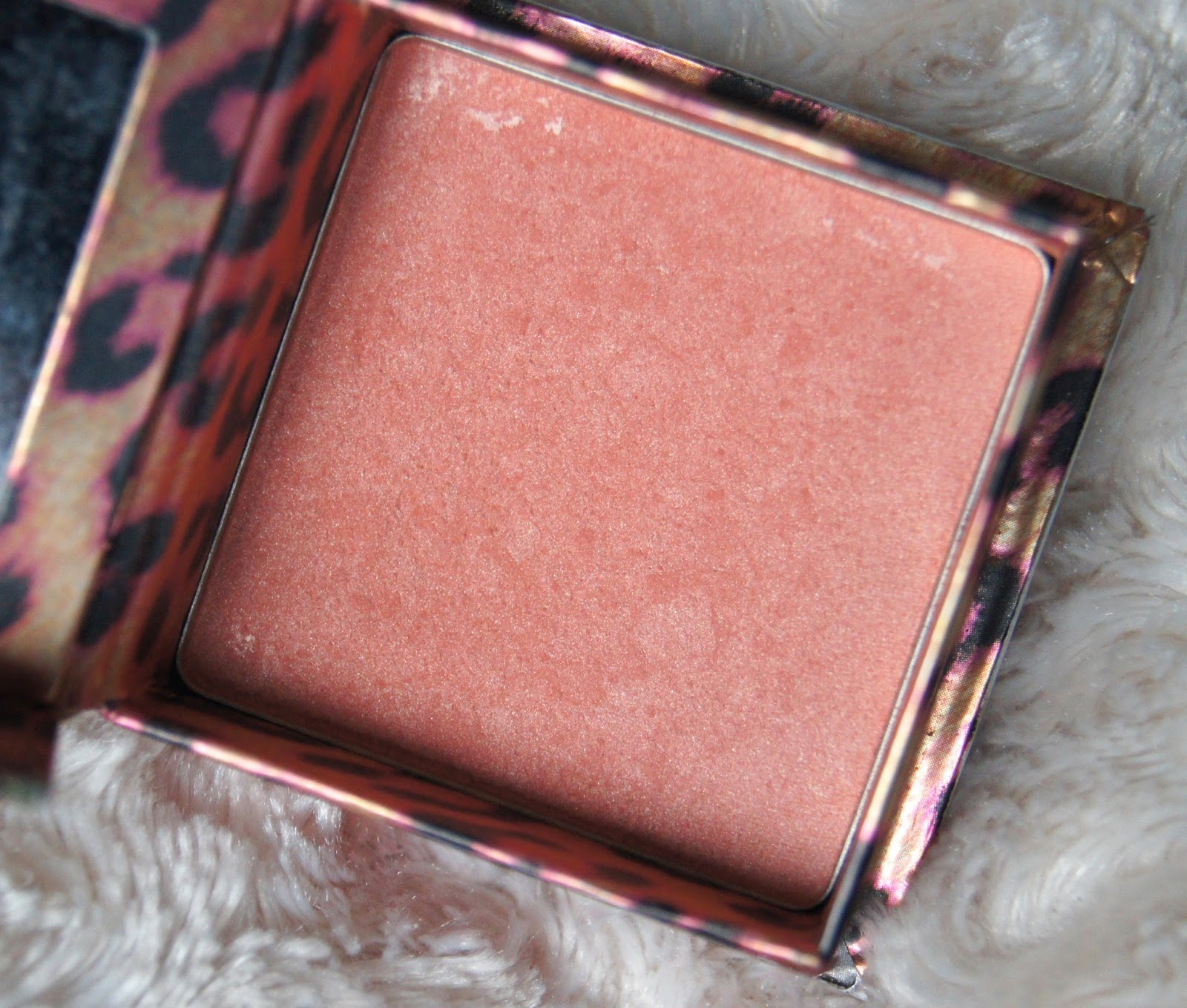 benefit box powder collection coralista blush review