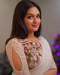 Actress Prayaga Martin