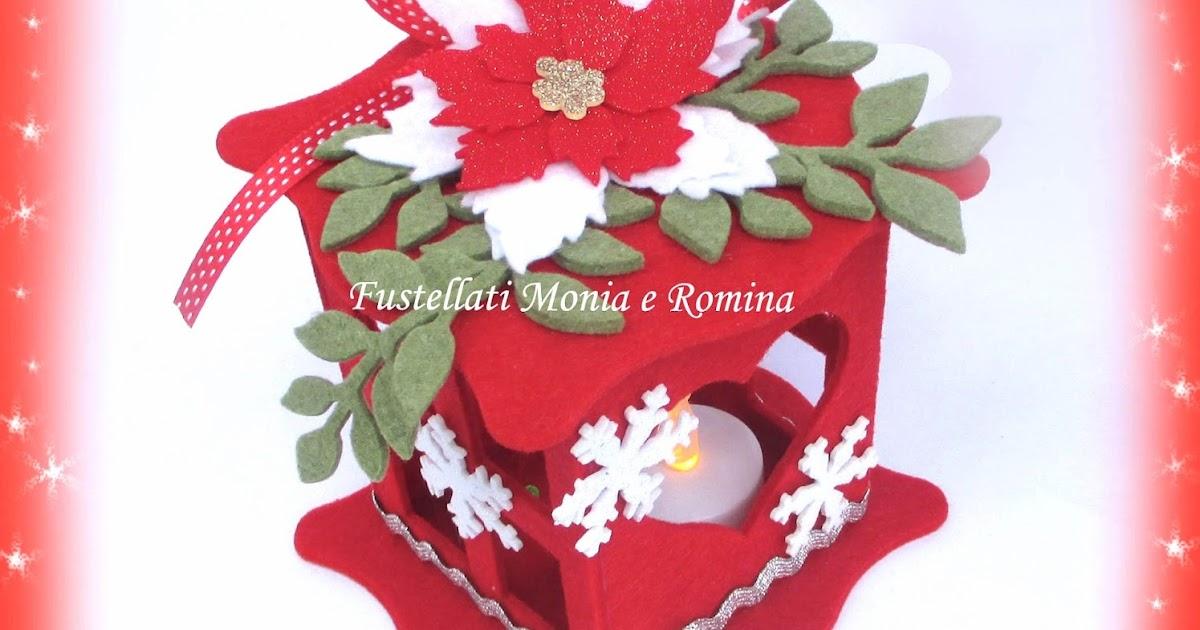 Fustellati Monia E Romina Forme In Feltro Pannolenci E