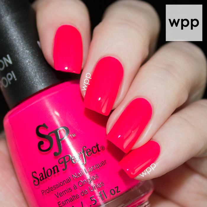 Salon Perfect Neon Pop Oh Snap!