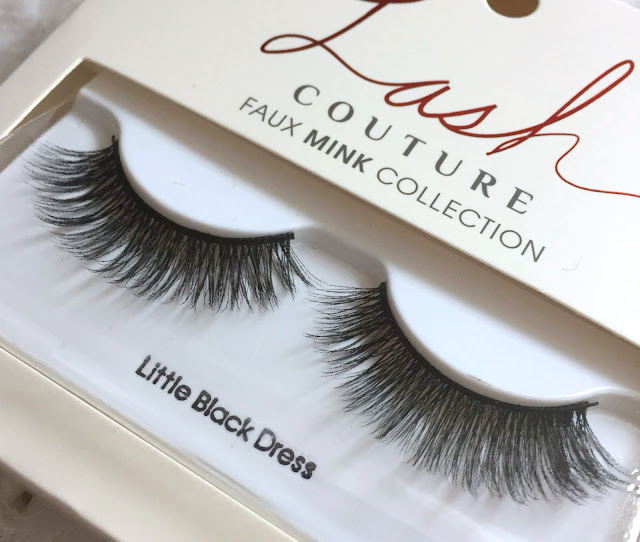 Kiss Lash Couture Faux Mink Lashes Little Black Dress
