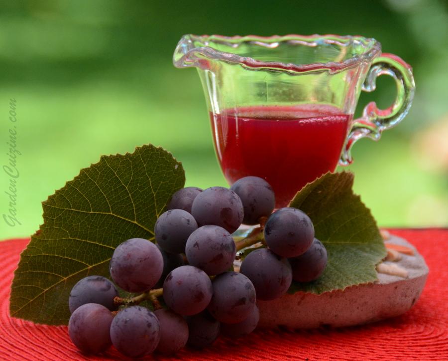 Processing G Making Grape Juice For Jelly Nowinediamonds Gardencuizine