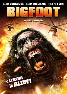 Poster Of Bigfoot In Dual Audio Hindi English 300MB Compressed Small Size Pc Movie Free Download Only At worldfree4u.com