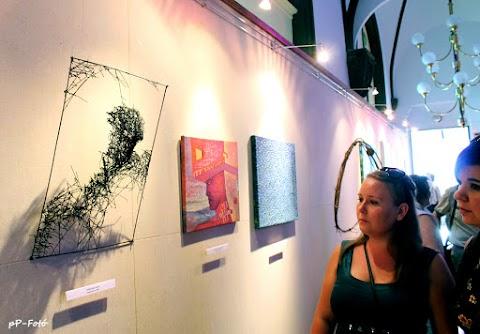 Megnyílt a GébArt Zalaegerszegi Nemzetközi Művésztelep
