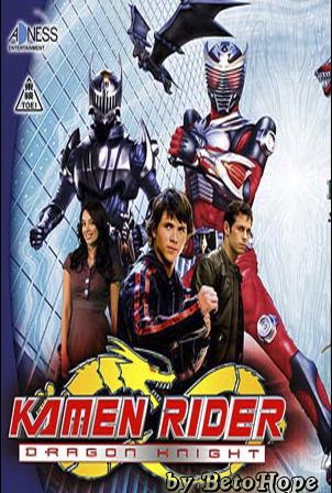 Kamen Rider: El Caballero Dragon temporada 1 [2009] [Tv Rip] Latino [Google Drive] GloboTV