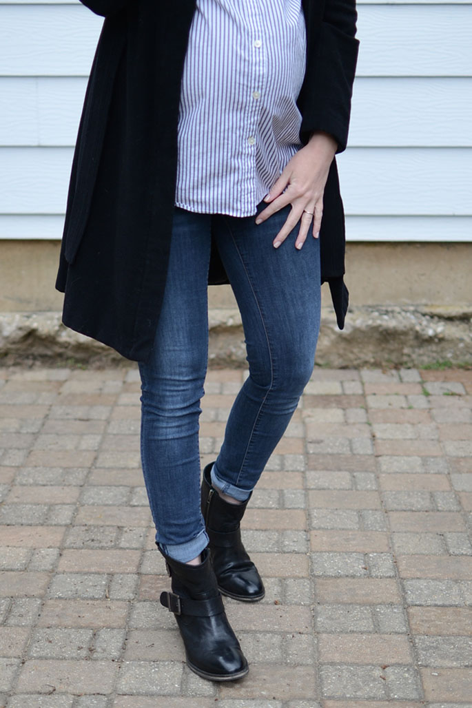 kelsi jean: maternity style