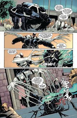 Asal-Usul dan Kekuatan Anti-Venom (Symbiote) dalam Marvel Comics