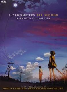 5 Centímetros Por Segundos – Episódio 01 Final