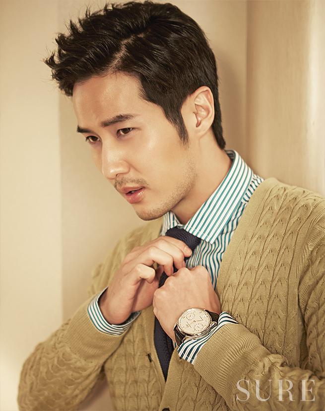 twenty2 blog: Kim Ji Suk in Sure April 2014 | Fashion and ...