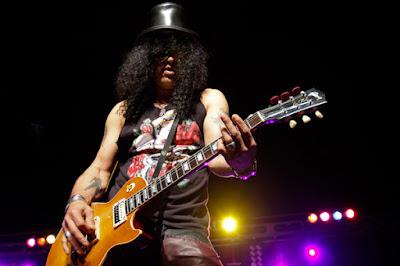 Slash  llega en Mayo a la Argentina.