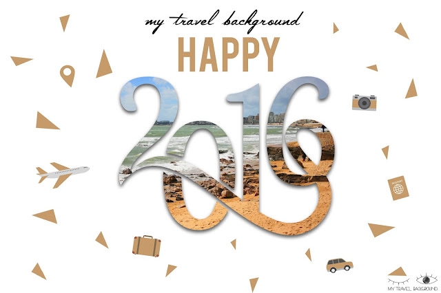 My Travel Background : Happy New Year 2016 !!