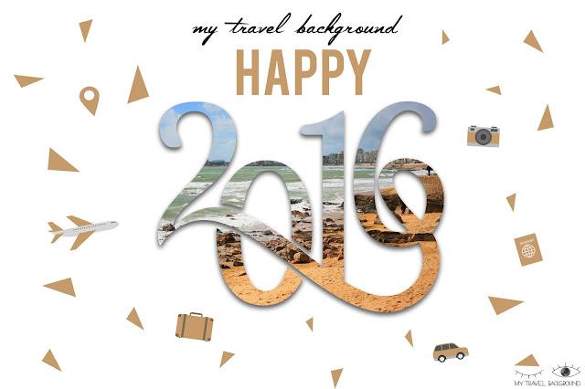 My Travel Background : Happy New Year 2016 !!
