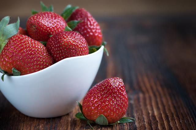 ¿Cómo desinfectar perfectamente las fresas?