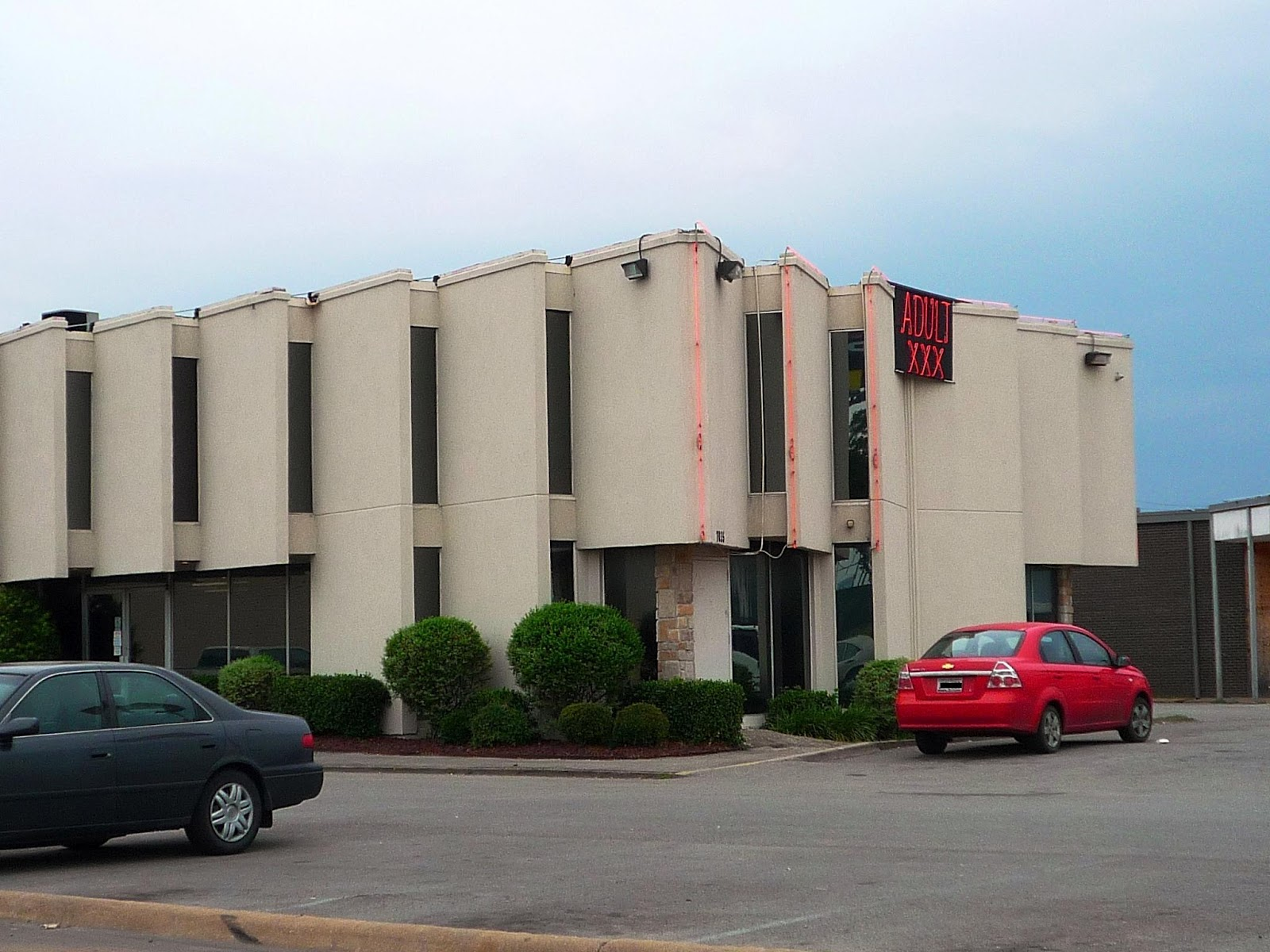 What lido adult theater