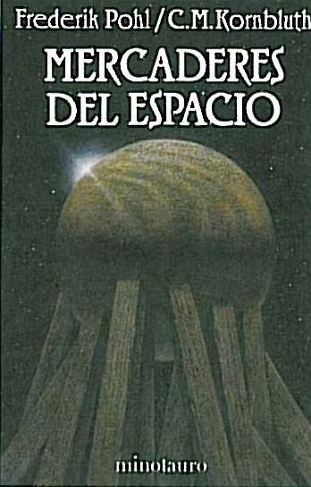 Mercaderes del espacio libro