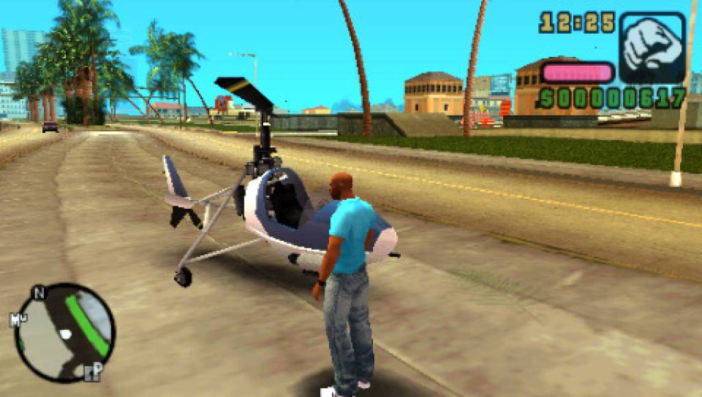 Download GTA Vice City Stories PSP GAME