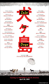 Isle of Dogs - Poster & Trailer
