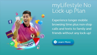 Globe Now Offers No Lock-up Postpaid Plans