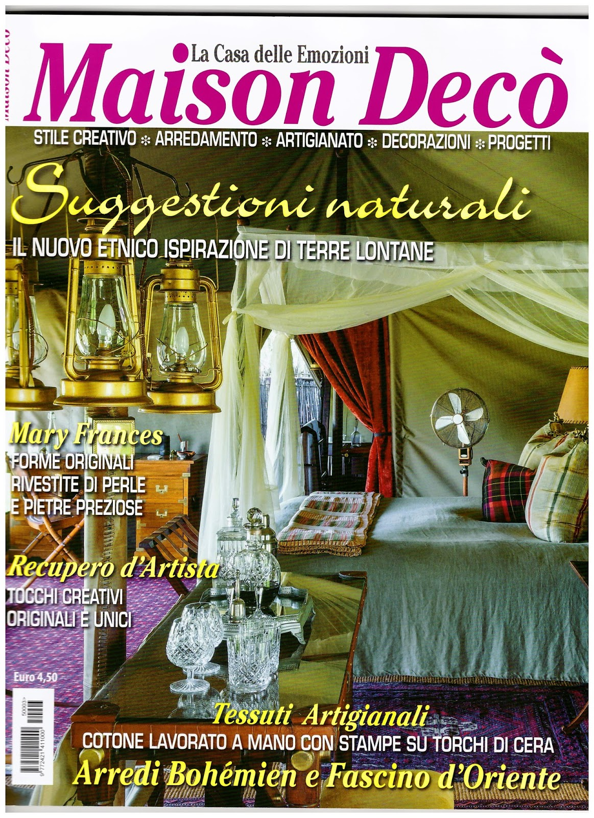 biljana shabby maison deco magazine la casa delle emozioni. Black Bedroom Furniture Sets. Home Design Ideas