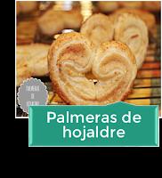 PALMERAS DE HOJALDRE