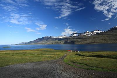 Eskifjörður et Reyðarfjörður