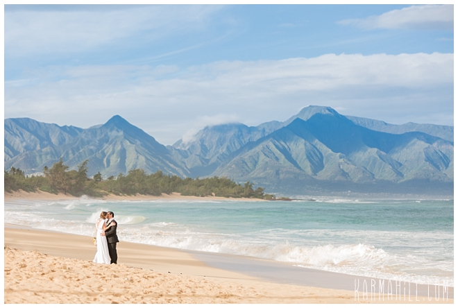 Maui Beach Elopement