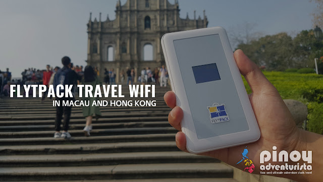FlytPack Travel Wifi in Macau and Hong Kong