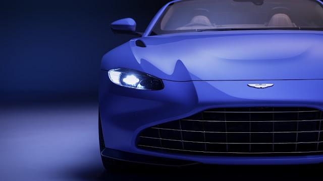Aston Martin Vantage Roadster Wallpaper