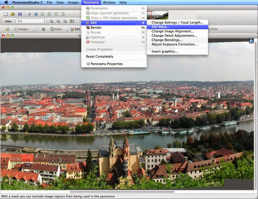 PanoramaStudio Pro v2.6.6 + Crack Download Free