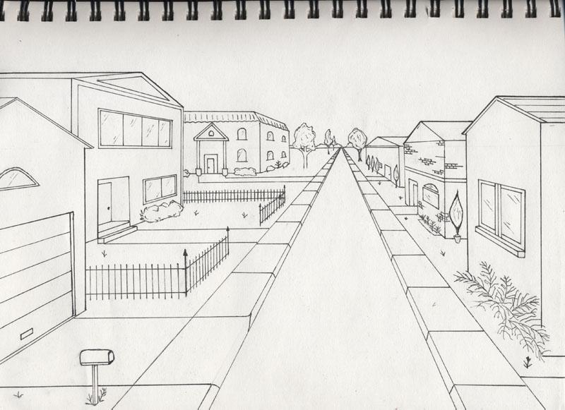 Area42: Preproduction lesson 1: Perspective (part 1)