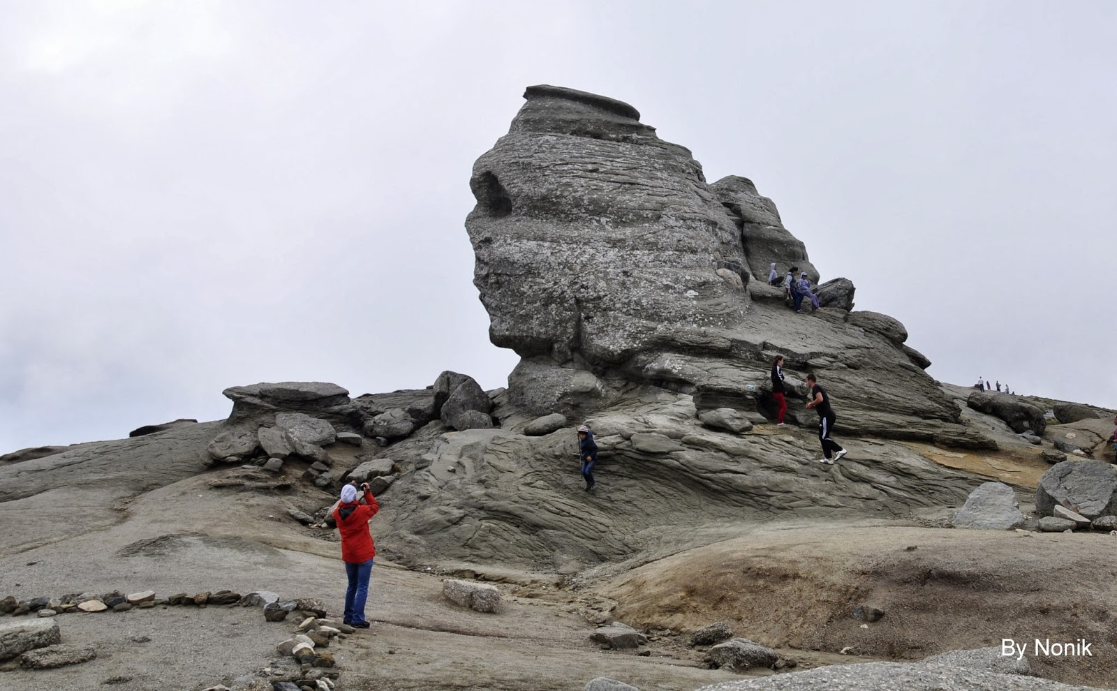 A Bucsecs- hegység titkai ( 1. rész)