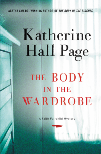 Make Mine Murder, guest post by Katherine Hall Page