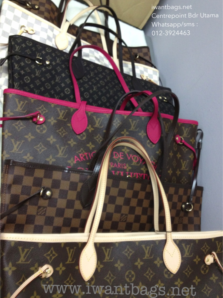40bdeee0dd2a I Want Bags backup: Neverfulls are