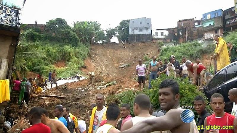 Jornal Mural: Sobe para dez número de mortes após temporal