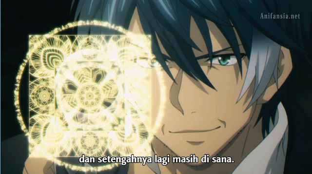 Strike the Blood II OVA BD 06 Subtitle Indonesia