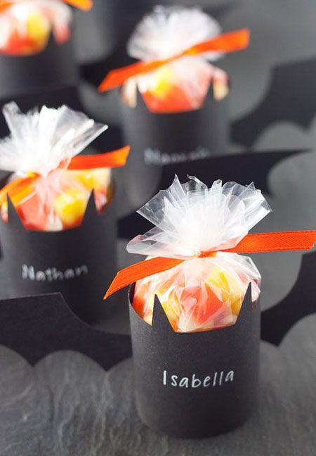 El detalle del nombre hace de estos dulceros algo especial