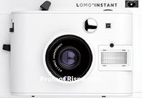 Logo ''Dolci scatti per l'inverno'': con Veet vinci 108 Macchine fotografiche Lomography Lomo Instant White