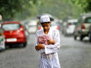 Doa Ketika Turun Hujan Dan Doa Setelah Hujan Selesai
