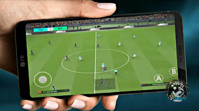 New PES Lite 100 Mb Update Best Graphics Android Offline