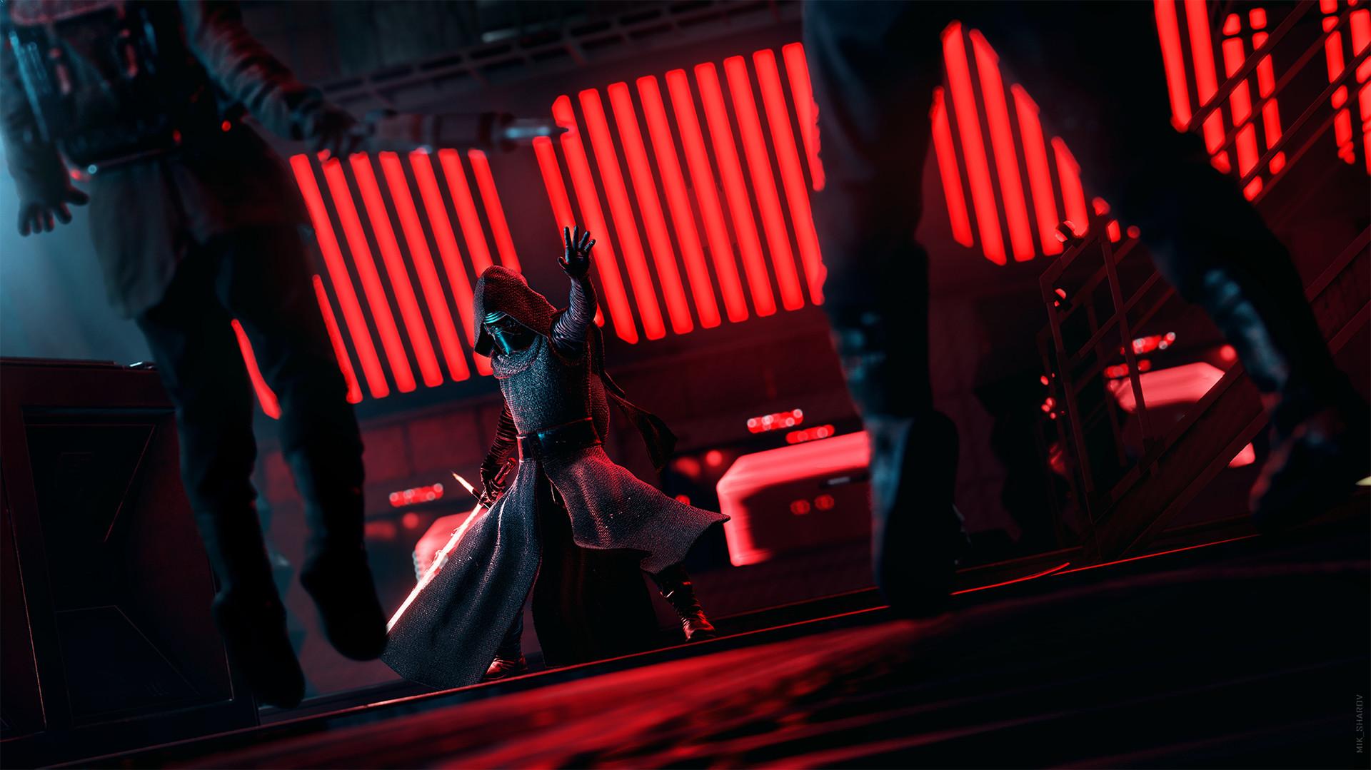 Kylo Ren Star Wars Wallpaper