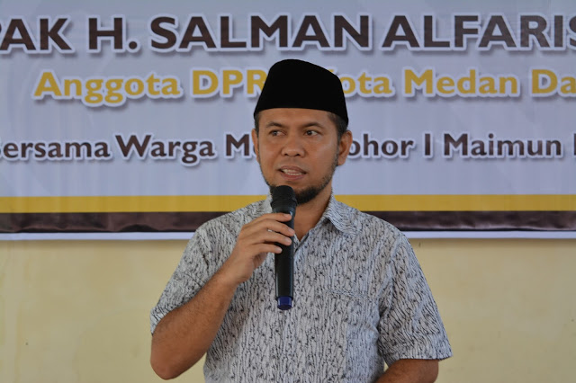 Walikota Medan Jangan Lantik Direksi Perusahaan Daerah dari Parpol