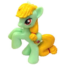 MLP Prototypes and Errors Candy Apples Blind Bag Pony