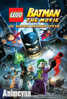 Người Dơi LEGO Batman The Movie DC Super Heroes Unite -  2013 Poster
