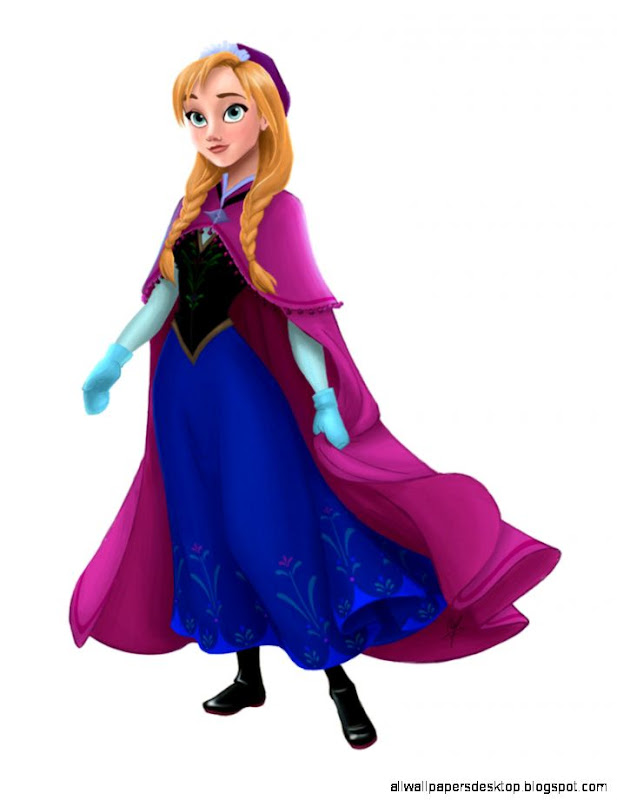 Anna Frozen Disney All Wallpapers Desktop