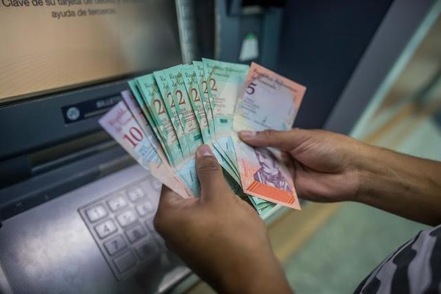 En Maracaibo venden los Bolívares Soberanos en efectivo al 500 % de su valor