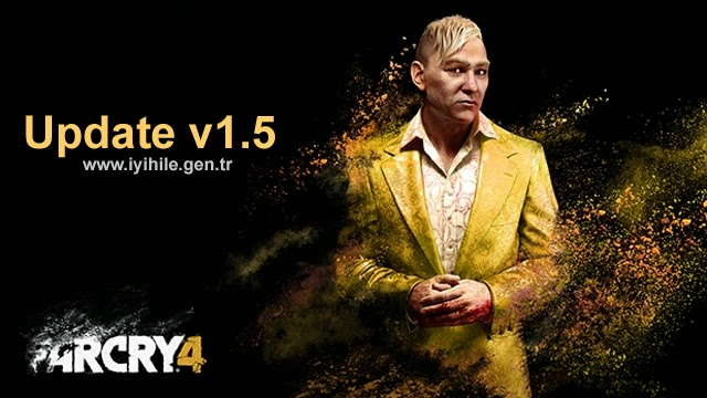 Far cry 4 update V1