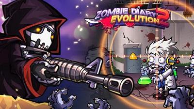 Game Zombie Diary 2: Evolution mod apk