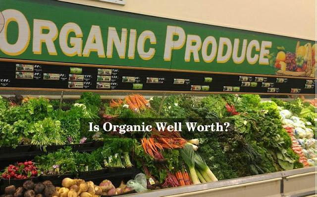 Is Organic Well Worth? - www.healthyinfo.org